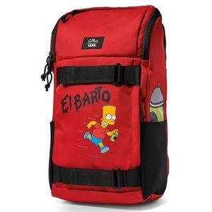 Vans x The Simpsons El Barto Obstacle Skatepack